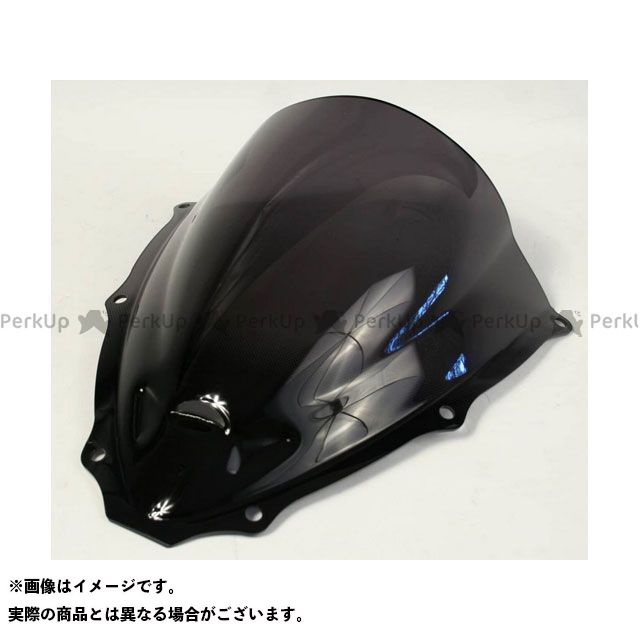 S2コンセプト GSX-R1000 Bubble Screen Racing for GSXR1000 DE 2001 and 2002 ヒューム | BS033FU-GSXR1000 S2 Concept