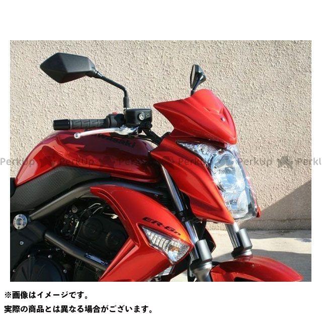 S2コンセプト ER-6n Nose fairing ER6 raw   K686.000 S2 Concept