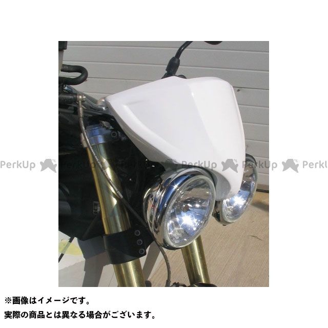 S2コンセプト スピードトリプル Nose fairing SPEED TRIPLE raw | T1055.000 S2 Concept