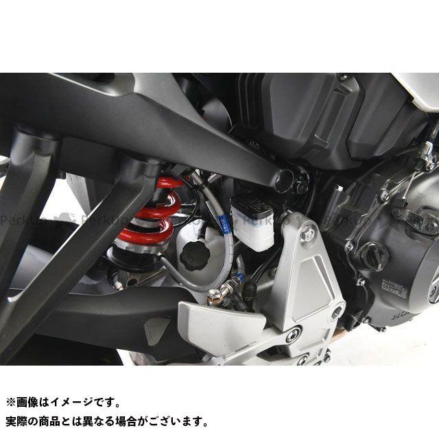 スウェッジラインプロ CB1000R リアブレーキホースキット(ステンレスブラック) ホースカラー:クリア SWAGE-LINE PRO