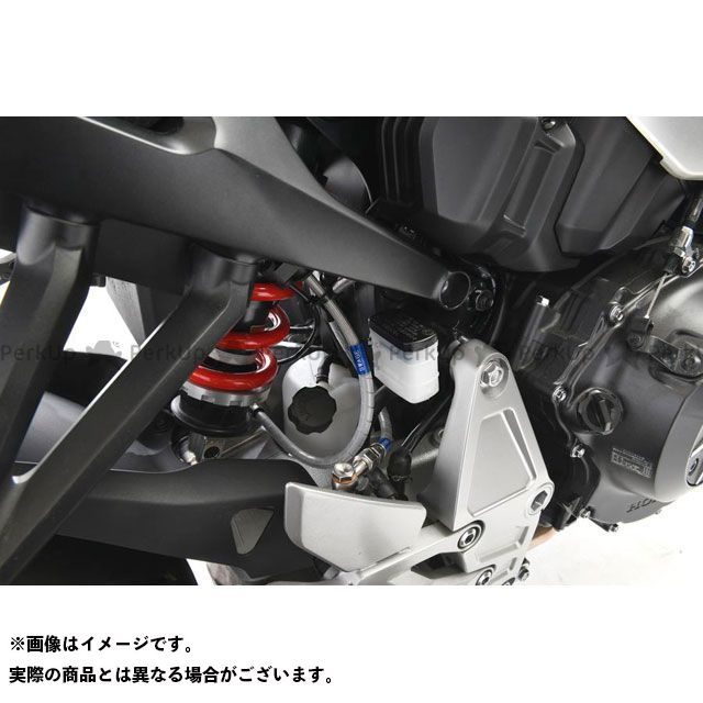 スウェッジラインプロ CB1000R リアブレーキホースキット(ステンレス) ホースカラー:クリア SWAGE-LINE PRO
