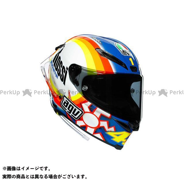エージーブイ AGV フルフェイスヘルメット セール開催中最短即日発送 ヘルメット 無料雑誌付き PISTA GP 2020年12月頃発売予定 006-WINTER 新作多数 RR 2005 サイズ:XL TEST