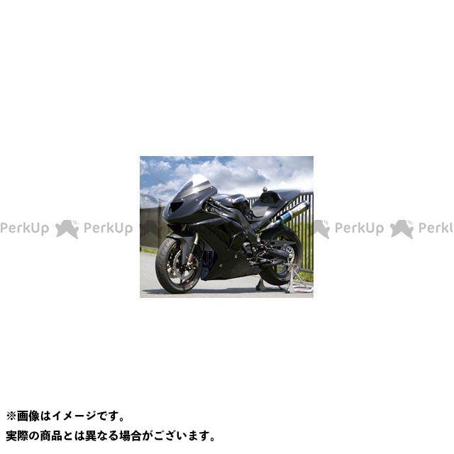 マジカルレーシング フルカウル レース(FRP製・黒) Magical Racing