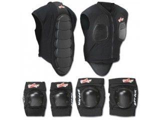 送料無料 SPARK スパーク ボディプロテクター PROTECTOR set of 3 items XL(BODY ARMOR)