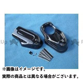 【エントリーで更にP5倍】プレジャー ニンジャ900 GRZ900R トップボックス(FRP/黒ゲル) PLEASURE