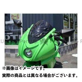 プレジャー ニンジャ250R Ninjya250R アーマードレリーフ 仕様:Type2 PLEASURE