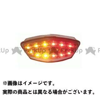 LED Design 【エントリーで最大P23倍】エトスデザイン クリアテールランプユニット(サブウインカー機能付き) ETHOS ニンジャ250R