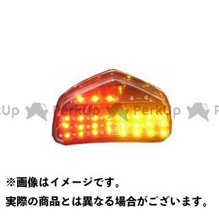 送料無料 エトスデザイン GSX-R600 GSX-R750 テール関連パーツ LED クリアテールランプユニット(サブウインカー機能付き)
