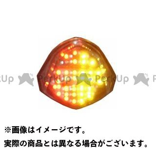 送料無料 エトスデザイン GSX-R1000 テール関連パーツ LED クリアテールランプユニット(サブウインカー機能付き)