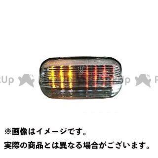 送料無料 エトスデザイン XJR1300 XJR400 テール関連パーツ LED クリアテールランプユニット(サブウインカー機能付き)