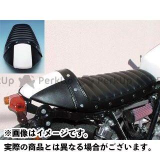 ナイトロヘッズ SR400 スタッドタックロールカフェシート 黒/白 NitroHeads