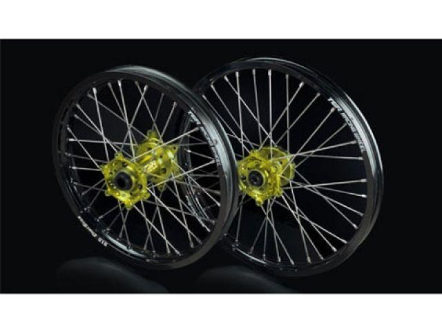 TGR RM-Z250 RM-Z450 ホイール本体 TGR レーシングホイール TYPE-R エンデューロ用 リア単体 ブラック ゴールド