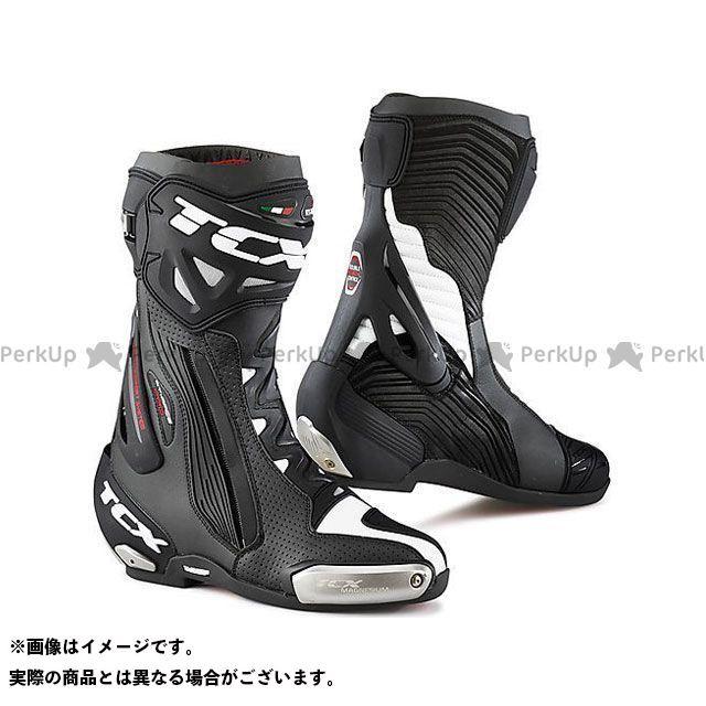【エントリーで更にP5倍】TCX Boots RT-RACE PRO AIR BLACK サイズ:49 ティーシーエックス