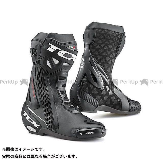 【エントリーで更にP5倍】TCX Boots RT-RACE BLACK/BLACK サイズ:46 ティーシーエックス