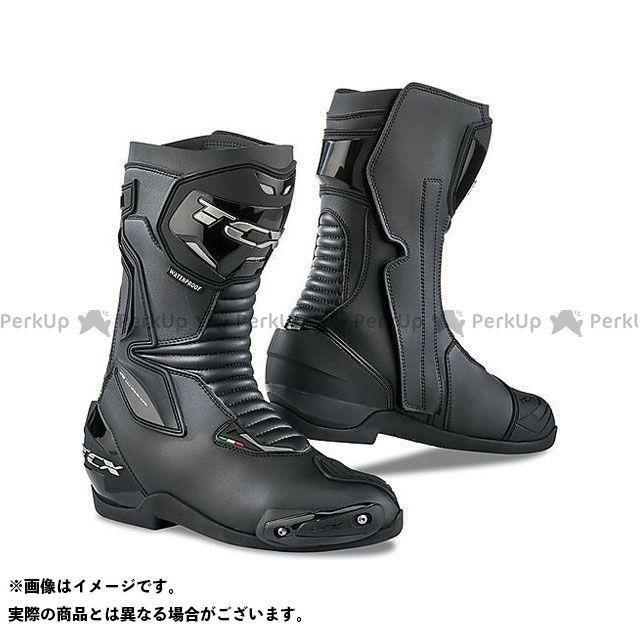 【エントリーで更にP5倍】TCX Boots SP-MASTER WP BLACK サイズ:48 ティーシーエックス