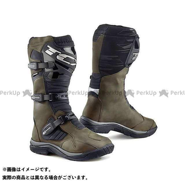 【エントリーで更にP5倍】TCX Boots BAJA WP BROWN サイズ:47 ティーシーエックス