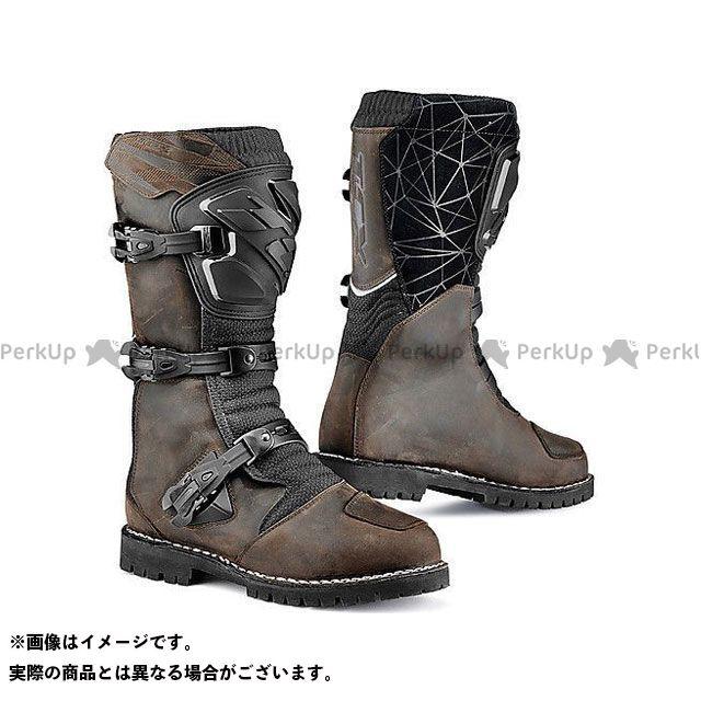 【エントリーで更にP5倍】TCX Boots DRIFTER WP VINTAGE BROWN サイズ:46 ティーシーエックス