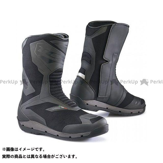 【エントリーで更にP5倍】TCX Boots CLIMA SURROUND GTX BLACK サイズ:48 ティーシーエックス
