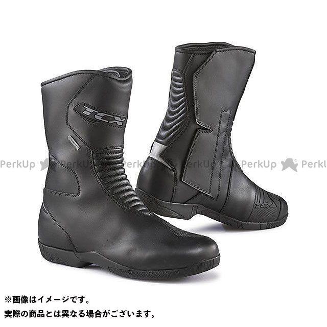 【エントリーで更にP5倍】TCX Boots X-FIVE.4 GTX BLACK サイズ:47 ティーシーエックス