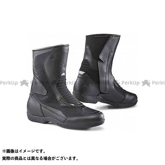 【エントリーで更にP5倍】TCX Boots ZEPHYR FLOW BLACK サイズ:46 ティーシーエックス