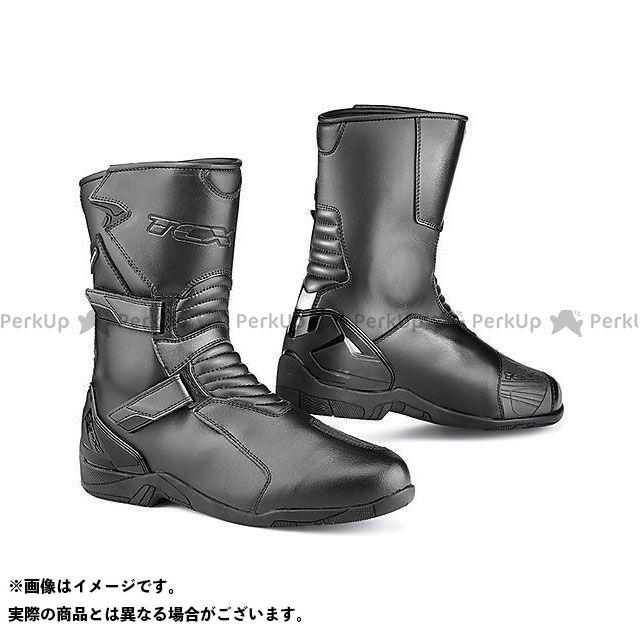 【エントリーで更にP5倍】TCX Boots SPOKE WP BLACK サイズ:41 ティーシーエックス