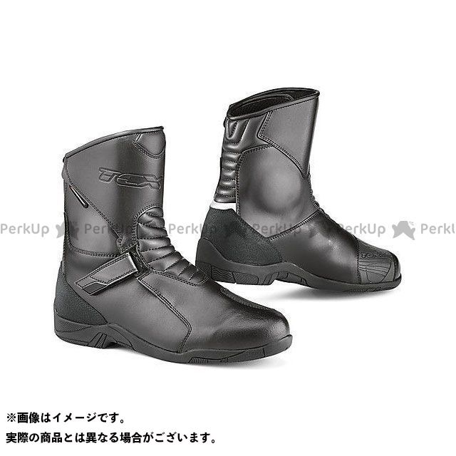 【エントリーで更にP5倍】TCX Boots HUB WP BLACK サイズ:38 ティーシーエックス