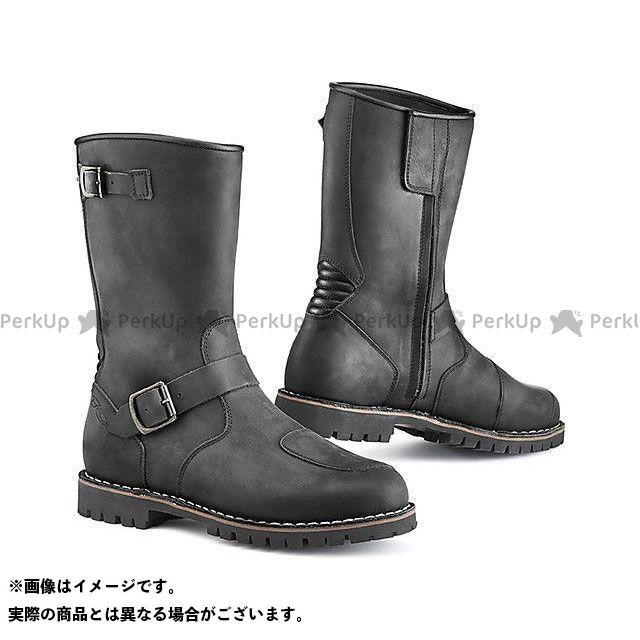 【エントリーで更にP5倍】TCX Boots FUEL WP BLACK サイズ:46 ティーシーエックス