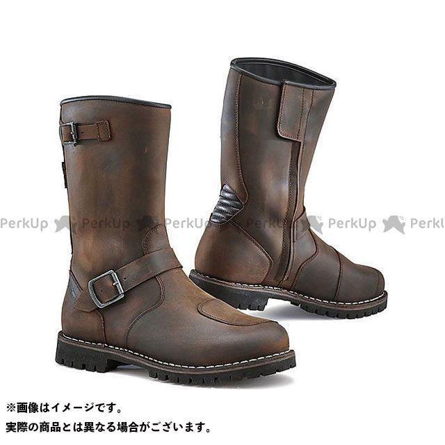 【エントリーで更にP5倍】TCX Boots FUEL WP VINTAGE BROWN サイズ:46 ティーシーエックス