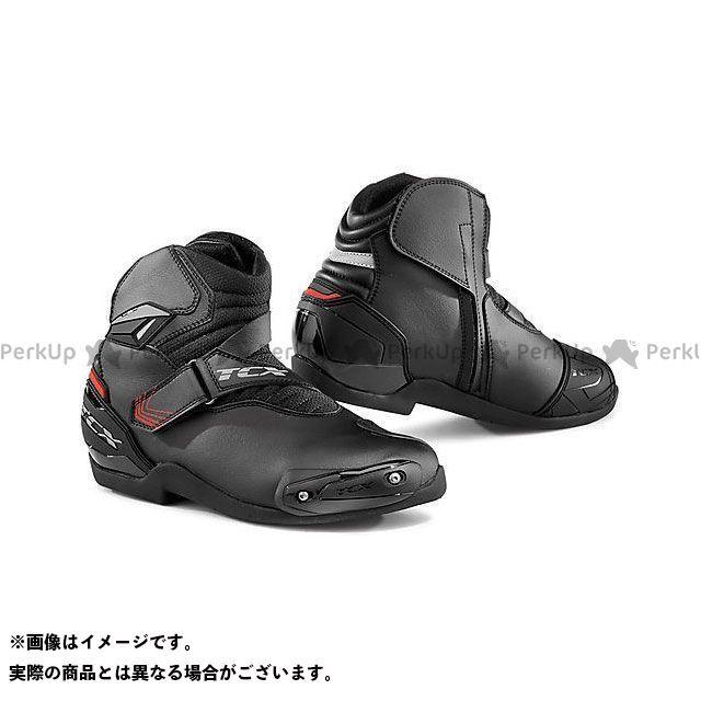 【エントリーで更にP5倍】TCX Boots ROADSTER 2 BLACK サイズ:46 ティーシーエックス