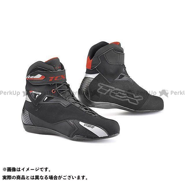 【エントリーで更にP5倍】TCX Boots RUSH WP BLACK サイズ:47 ティーシーエックス