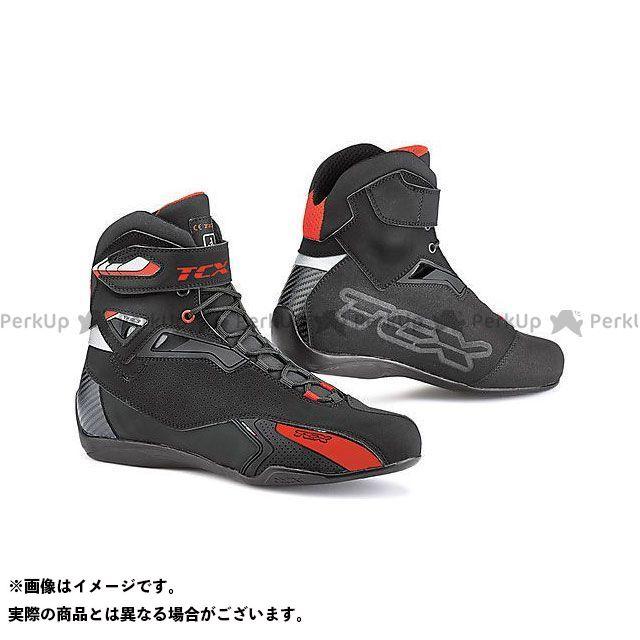 【エントリーで更にP5倍】TCX Boots RUSH BLACK サイズ:37 ティーシーエックス