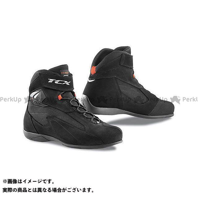 【エントリーで更にP5倍】TCX Boots PULSE BLACK サイズ:43 ティーシーエックス