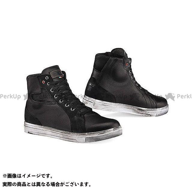 【エントリーで更にP5倍】TCX Boots STREET ACE WP BLACK サイズ:42 ティーシーエックス