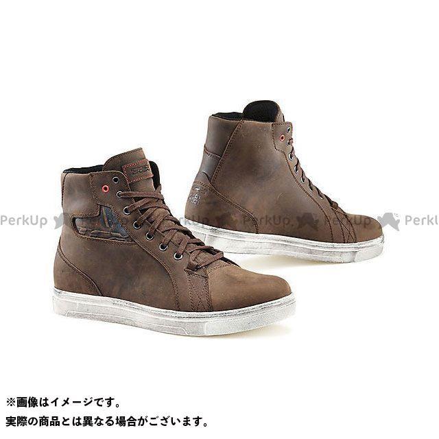 【エントリーで更にP5倍】TCX Boots STREET ACE WP DAKAR BROWN サイズ:43 ティーシーエックス