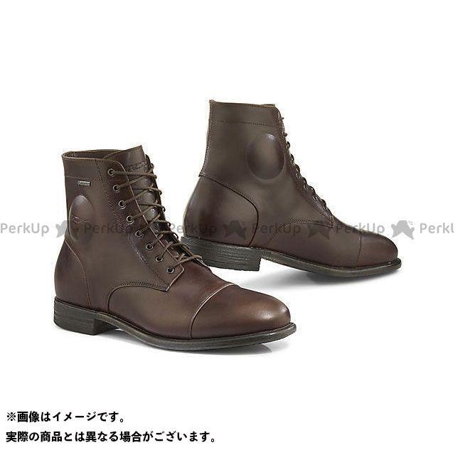 【エントリーで更にP5倍】TCX Boots METROPOLITAN GTX DARK BROWN サイズ:43 ティーシーエックス
