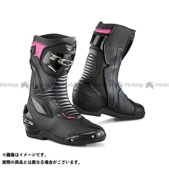 【エントリーで更にP5倍】TCX Boots SP-MASTER LADY BLACK サイズ:40 ティーシーエックス