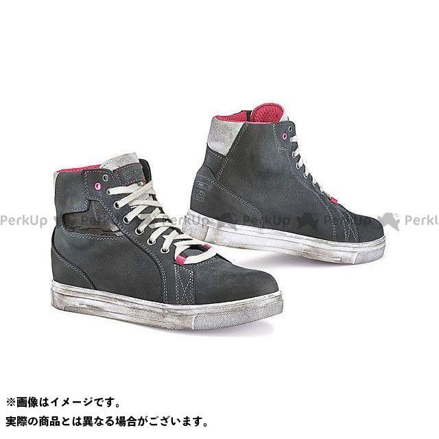 【エントリーで更にP5倍】TCX Boots STREET ACE LADY WP DARK GREY サイズ:36 ティーシーエックス