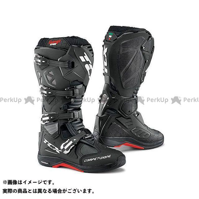 【エントリーで更にP5倍】TCX Boots COMP EVO 2 MICHELIN BLACK サイズ:43 ティーシーエックス