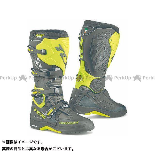 大切な 【エントリーで最大P19倍 BLACK/YELLOW 2】ティーシーエックス Boots COMP EVO MICHELIN 2 MICHELIN BLACK/YELLOW FLUO サイズ:41 TCX, レハイムジュエリー:6083b8c2 --- atakoyescortlar.com