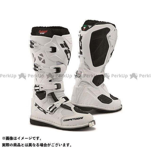 【エントリーで更にP5倍】TCX Boots COMP EVO WHITE サイズ:42 ティーシーエックス