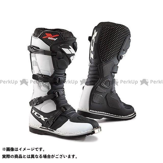 【エントリーで更にP5倍】TCX Boots X-BLAST WHITE サイズ:41 ティーシーエックス