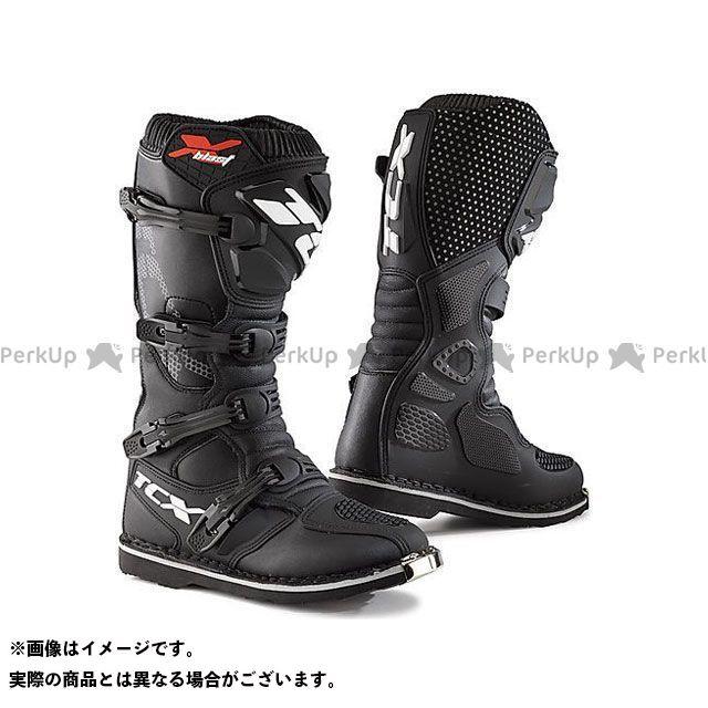 【エントリーで更にP5倍】TCX Boots X-BLAST BLACK サイズ:44 ティーシーエックス