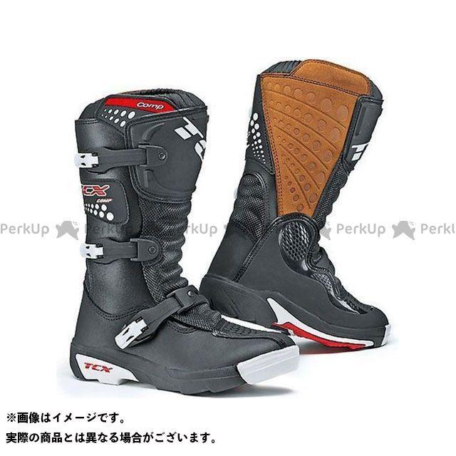 【エントリーで更にP5倍】TCX Boots COMP-KID BLACK サイズ:40 ティーシーエックス