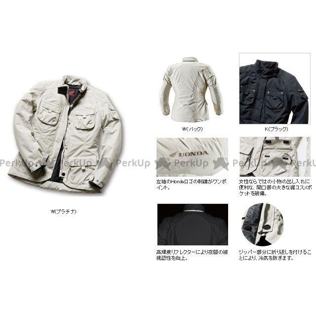 Honda ホンダ ジャケット Honda×GOLDWIN TR-N36 マルチユースロングジャケット ブラック WM