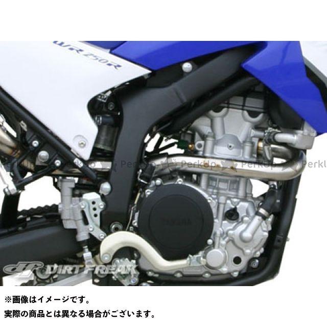 デルタ WR250R WR250X トルクヘッドパイプ メーカー在庫あり DELTA