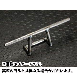 【無料雑誌付き】アンブ 汎用 OFFSETハンドル カラー:未塗装 ハンドル径:1インチ 高さ:150mm ANBU