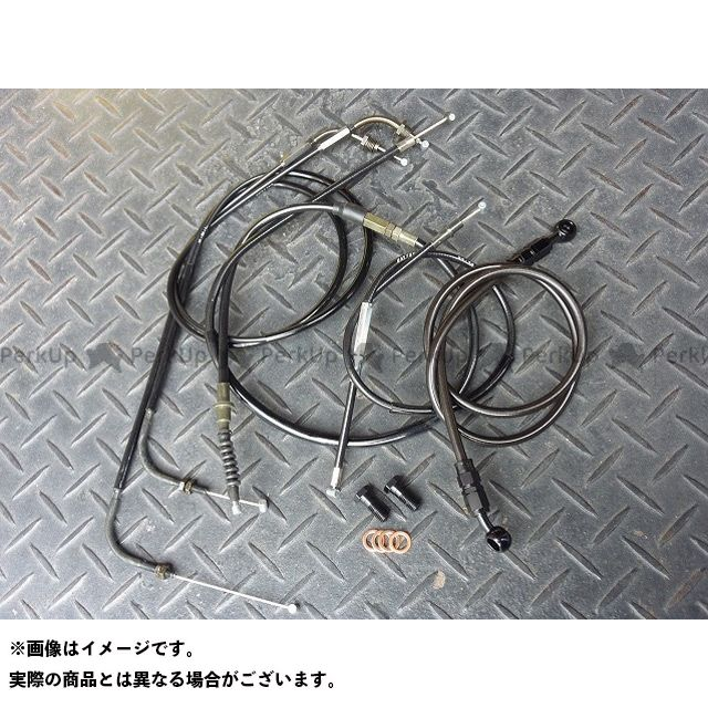【エントリーで更にP5倍】アンブ SR400 SR500 SR用ショートケーブルセット 仕様:78~88/7モデル用 ANBU