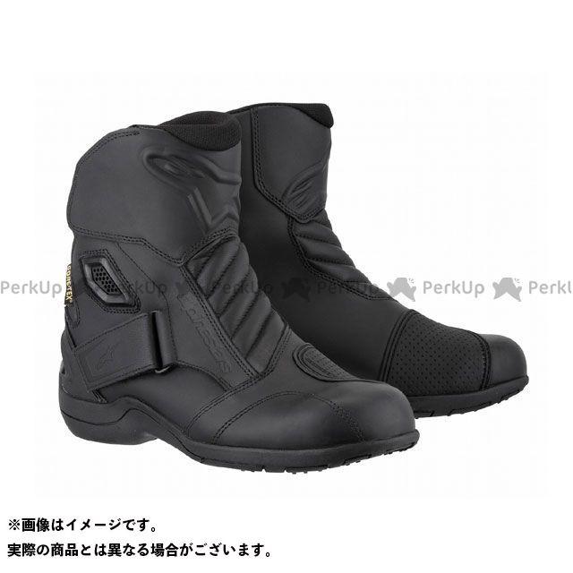 【エントリーで更にP5倍】Alpinestars ニューランド ゴアテックス ブーツ(ブラック) サイズ:40 アルパインスターズ