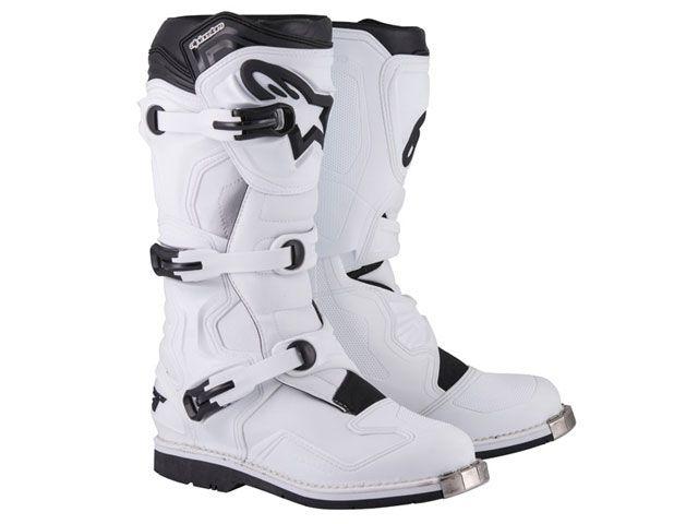 送料無料 Alpinestars アルパインスターズ オフロードブーツ テック 1 ホワイト 6/25.0cm