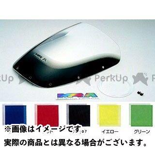 MRA YZF750R スクリーン オリジナル カラー:ブラック エムアールエー